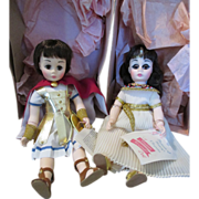 Marc Antony & Cleopatra Dolls - Portraits of History Series Doll by Madame Alexander