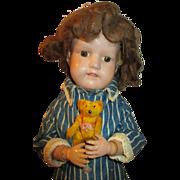 "Sweet 19"" Schoenhut Doll - Miss Dolly"