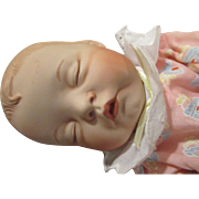 "Tiny 11"" Yolanda Bello Sleeping Baby Doll with Angelic Expression"