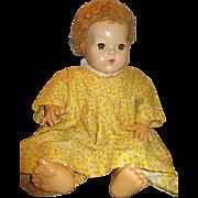 Vintage Doll Dress for your Larger Vintage Baby Doll