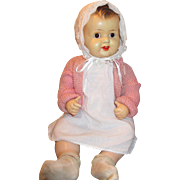 Vintage Baby Manikin or Doll