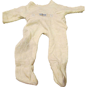 Adorable Vintage Nitey Nite Pajama Set for your Dy Dee Baby or Tiny Tears Doll