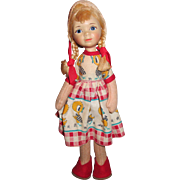 SOLD Sweet Little Baitz Doll in Original Outfit