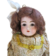 Stunning Kestner DEP 154 Bisque Head Doll