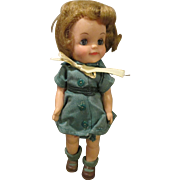 Effanbee Fluffy Doll in Girl Scout Uniform