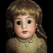 """Antique 24"""" Handwerck 99 Bisque Head Doll"""
