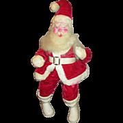"Vintage 15"" Santa Claus Doll"