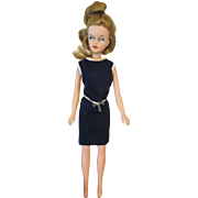 Vintage Tressy Doll with Extra Clothes