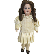 """Sweet 10"""" Mystery Antique Bisque Head Doll"""