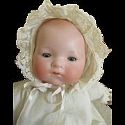 Antique German Bisque Head Dream Baby