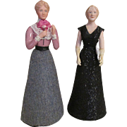 Miniature Doll House Size Dolls - Perfect for your Doll House or Room Box