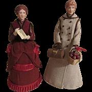 Doll House Size Dolls