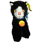 SALE PENDING Steiff Cat for Your Bisque Head Doll
