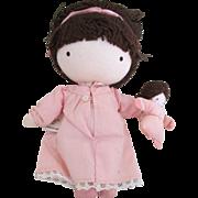 SALE PENDING 1969 Joan Walsh Anglund Pocket Doll