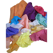 Silk Fabric to Make Clothes for Your French Fashion Doll
