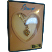 Ginny Doll and Girl's Matching Necklaces
