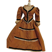 Walking Outfit for your French Fashion Bisque Head Doll