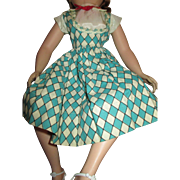 Vintage Dress for Cissy - Fine Details and Nicely Made
