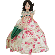 "Lovely 21"" Madame Alexander Scarlett Doll #2255 - Made for Only 1 year - Jacqueline Face"