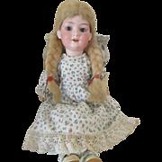 Antique Bisque Head Baby Betty Doll