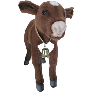 Toy Cow for Your Doll - Great Prop