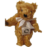 Sweet Vintage Merrythought Teddy Bear with Original Tags