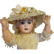 Antique French Jumeau Doll - Sensational Look
