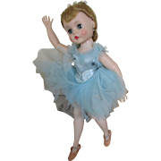 Beautiful Elise Doll by Madame Alexander
