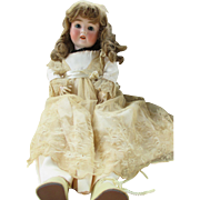 Darling Antique Schoenau Hoffmeister Doll