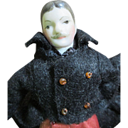 Handsome Male Doll House Doll