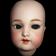 Beautiful Simon Halbig Mold 109 Bisque Doll Head