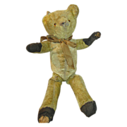 Antique Teddy Bear Seeks New Home