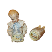 Sweet Ring Bearer Wedding Ring Container Doll  - Perfect Shower or Wedding Gift