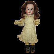 Antique Bisque Head Doll by Gebruder Kuhnlenz