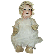 "Darling 16"" AM 971 Baby Doll in Cute Dress"