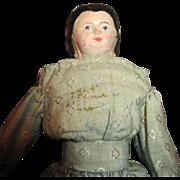 "SOLD Tiny 7"" Antique Milliner's Model Doll"