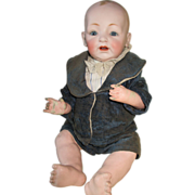 Adorable Kestner Baby Doll - Heart Breaker