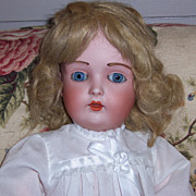 Darling Kestner 196 ~ 20 inches tall ~ Sweet Face