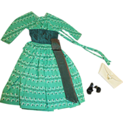 Mattel 1963 Barbie Swinging Easy Outfit