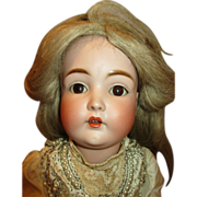 Gorgeous Kestner 171 Bisque Head Doll - So Beautiful