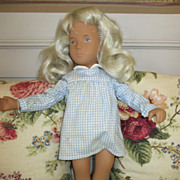 SOLD 1985-86 Sasha Doll in Original Outfit & Box - Red Tag Sale Item