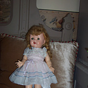 "SOLD Sweet 16"" Saucy Walker Doll - Red Tag Sale Item"
