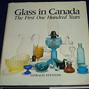 Glass in Canada  the first 100 years
