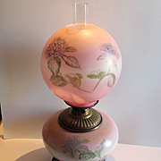 Banquet Oil Table Lamp