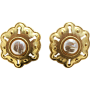 Karl Lagerfeld Vintage Earrings