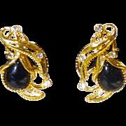 MINT!!! JOSE BARRERA GRANADA Collection Earrings - AMAZING!