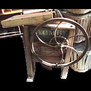SALE Antique Corn Sheller  Farm Tool Sears Acme