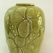 SALE LARGE Rookwood Green Vase ca.1946 style #5893