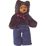 "SALE Robert Raikes ""Cookie"" 12 inch Black Bear #660330"""