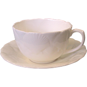 SALE Wedgwood Oceanside English Cup and Saucer